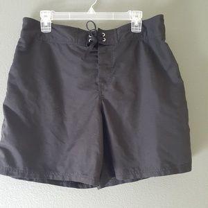 Womens Merona swim shorts